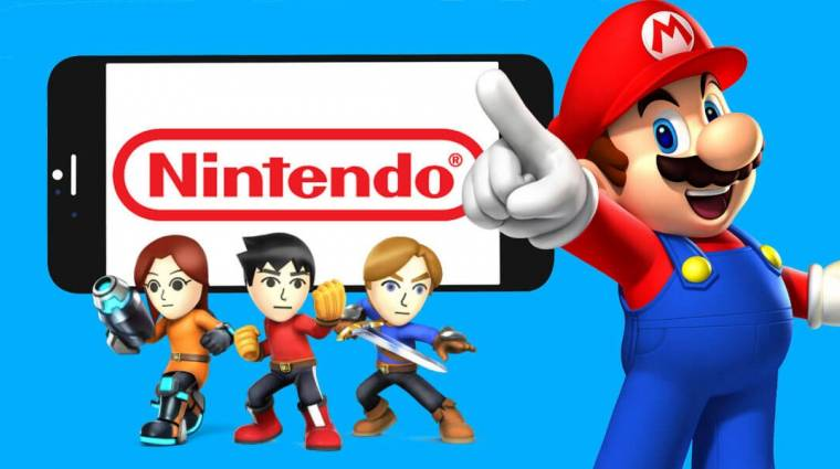 Márciusban jön a Nintendo első mobilos játéka kép