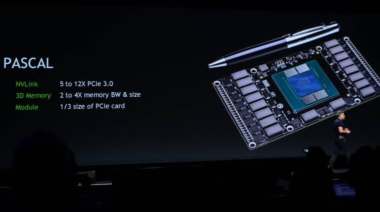 GDDR5X memóriát is használhatnak majd a GeForce kártyák? kép