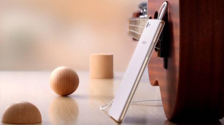 Oppo Neo 7: a megfizethető dizájnmobil kép
