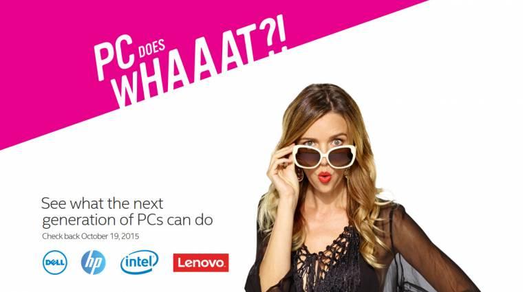 Láttátok már a PC-t népszerűsítő reklámokat? kép