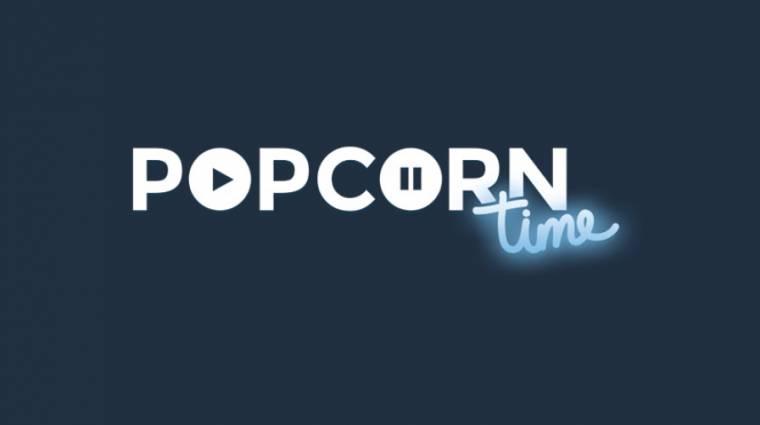 Filmforgalmazó lopta el a Popcorn Time nevét és logóját kép