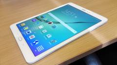 Videó: mutatjuk a Samsung Galaxy Tab S2 táblát kép