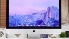 4K-ra vált a 21,5 hüvelykes iMac kép