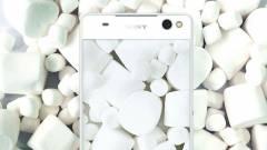 Itt az Xperia Z3-ra a Marshmallow kép