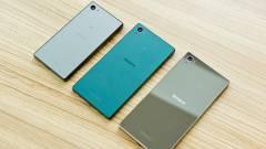 Túlmelegszik a Sony Xperia Z5 kép