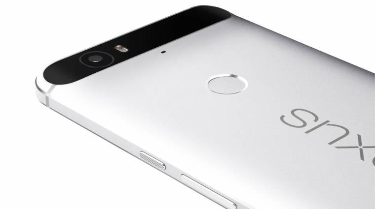 Így nyírja ki egy tok a Nexus 6P-t kép