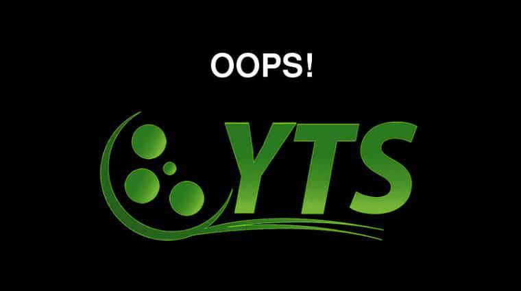 Végleg bezárt az YTS torrentoldal kép