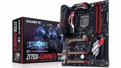 Játékosoknak szól a Gigabyte Z170X-Gaming 6 kép