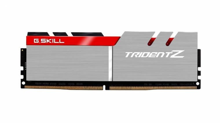 4133 MHz-es DDR4-memóriával újított a G.Skill kép