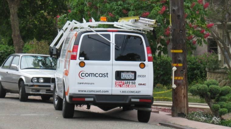 Kiberbűnözőkre jellemző módszerrel támad a Comcast kép
