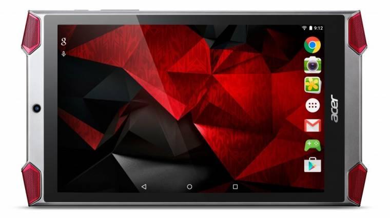 Előrendelhető az Acer gamer táblagépe kép