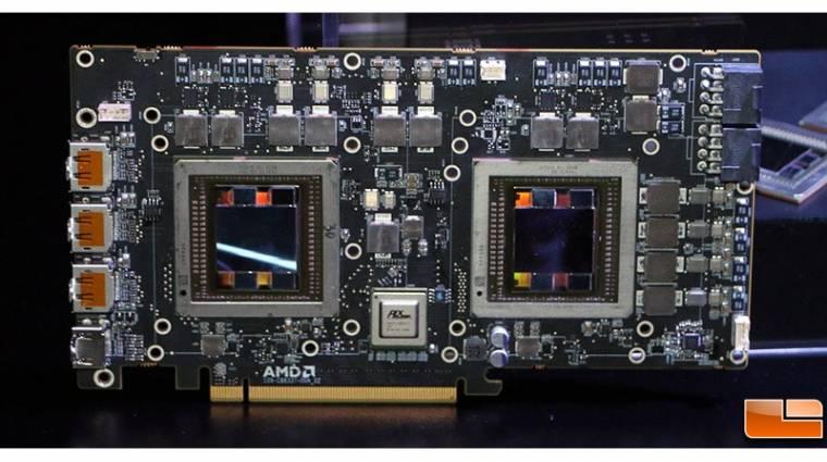 Decemberben jöhet a dupla GPU-s Radeon Fury kép