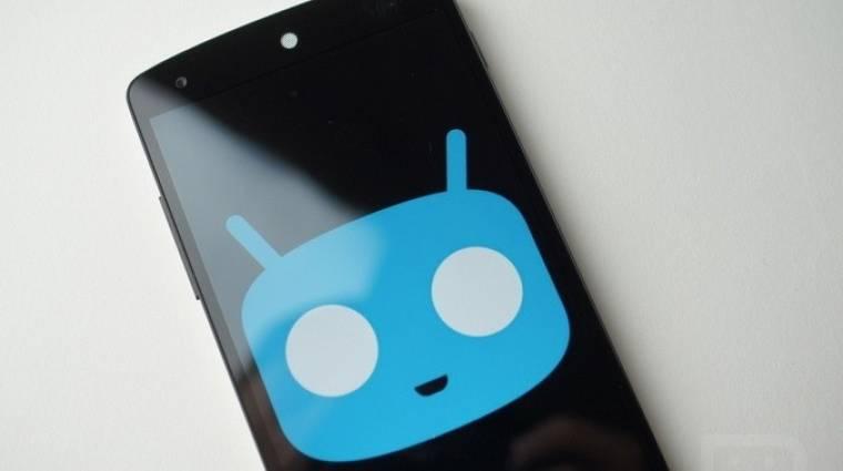 Marshmallow-ra alapoz az új CyanogenMod kép