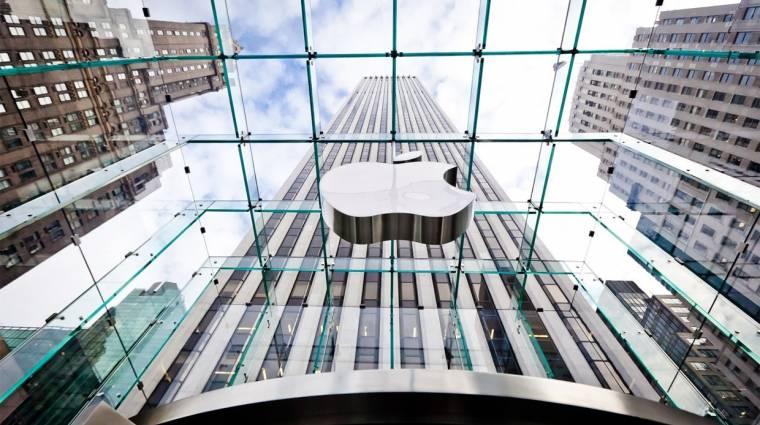 PayPal-riválist indítana az Apple kép