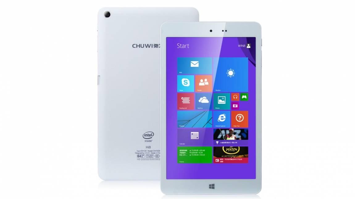 Chuwi Hi8: Dual OS szökevény kép