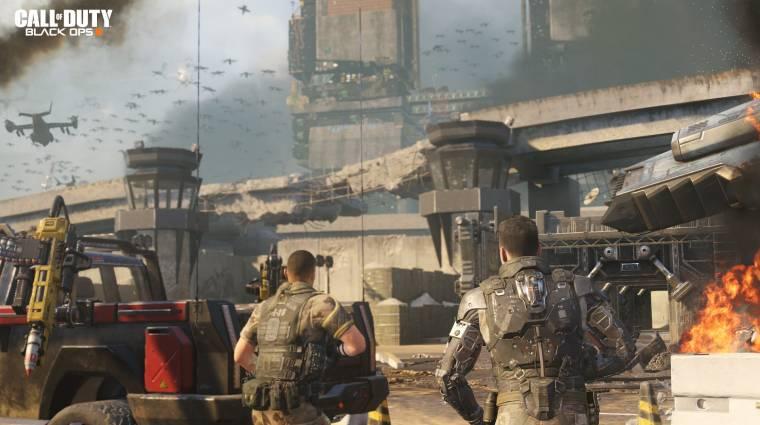 Tervezési fázisban a Call of Duty mozifilm kép