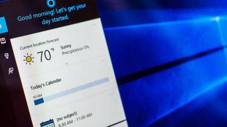 A Cortana lesz a legjobb barátod kép