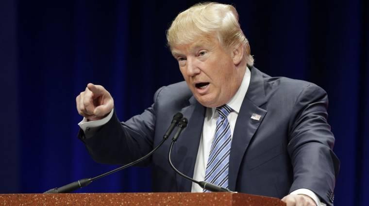 Egymásnak esett az amerikai elnökjelölt és a T-Mobile feje kép