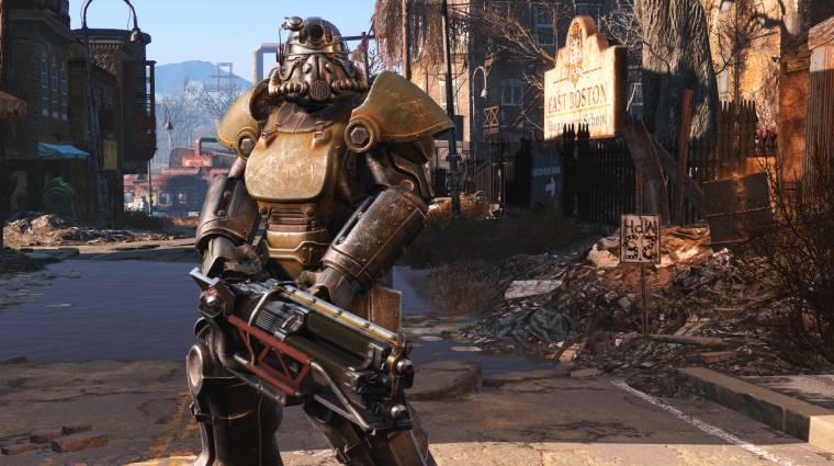 Radeon vagy GeForce-párti lesz a Fallout 4? kép