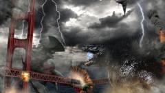 Itt a Godzilla-szimulátor kép