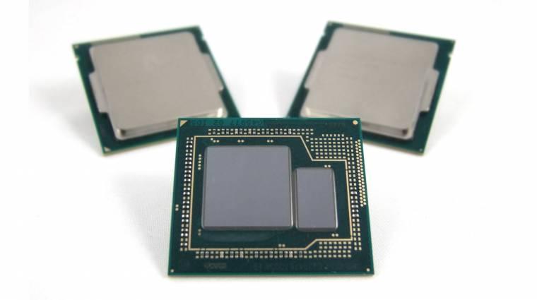 Kihalnak az Intel Haswell processzorai kép