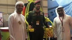 Jetpacket kapnak a dubaji tűzoltók kép