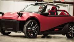 Jön a világ első 3D-nyomtatott autója kép