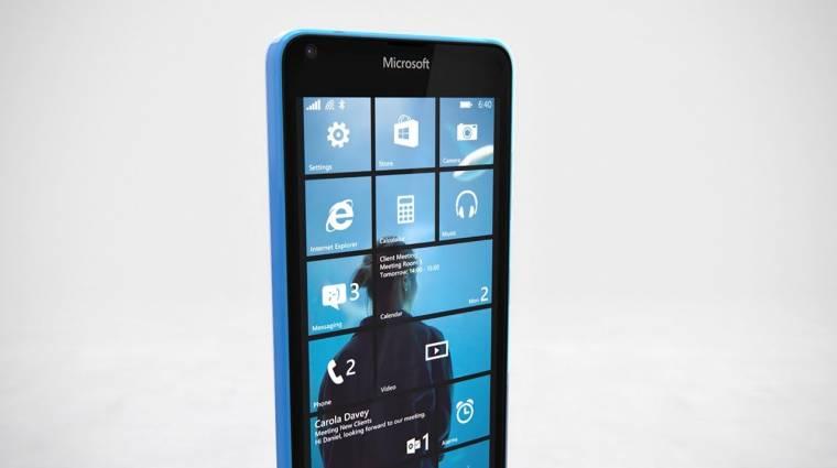 Az utolsó 5 hüvelykes Lumia érkezik kép