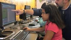 A Minecrafttal tanít programozni a Microsoft kép