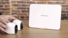 Vezeték nélkül figyelnek a NetGear Arlo kamerák kép