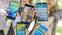 Globálisan csökken az Android népszerűsége kép