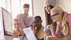 Ilyen fiatalok a tech cégek dolgozói kép