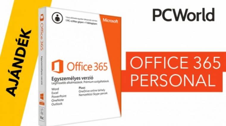Office 2016 minden PC World előfizetőnek kép