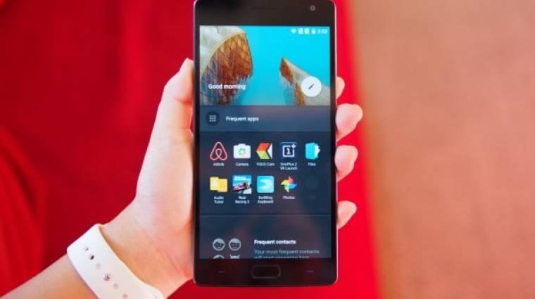 A OnePlus 2-ra is lesz CyanogenMod kép