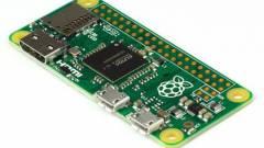 5 dollár a Raspberry Pi Zero, és gyorsabb, mint az eredeti kép