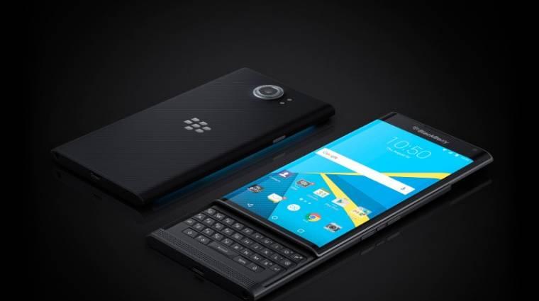 Végleg Androidra válthat a Blackberry? kép