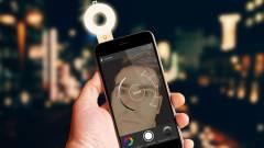 Neked is segít a világító szelfigyűrű kép