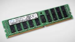 Már 128 gigabájtos DDR4 memóriamodult is gyárt a Samsung kép