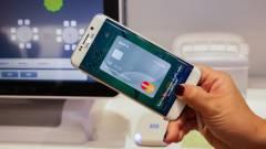 Bármilyen okostelefonról mobilfizethetsz majd Samsung-módra kép