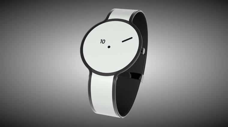 Jön a Sony e-papírból készült órája kép
