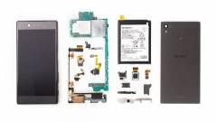 Így néz ki az Xperia Z5 belülről kép