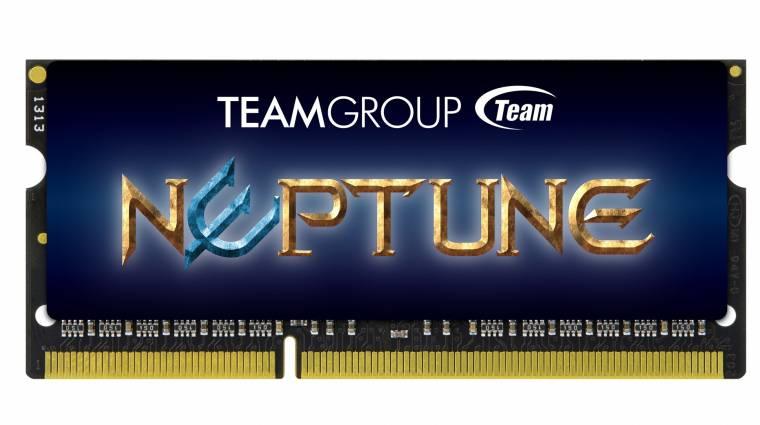 Team Group Neptune: Ha kell még egy kis memória a notidba kép