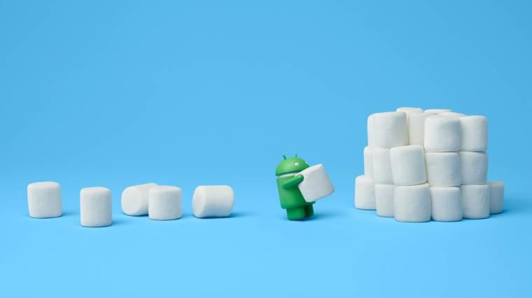 Ekkor frissülnek Marshmallow-ra a Samsung Galaxy eszközök kép