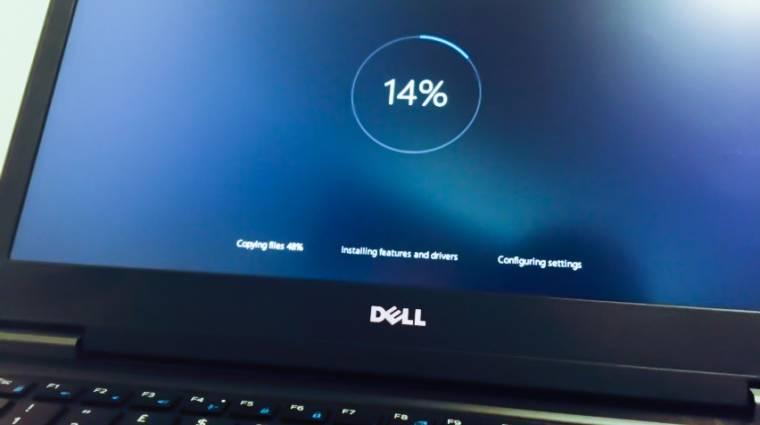 Nem úszod meg a Windows 10-et kép