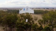 2017-ben indulhat a Google drónos csomagszállítása kép