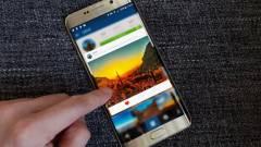 3D Touch-szerű funkciót kap az androidos Instagram kép