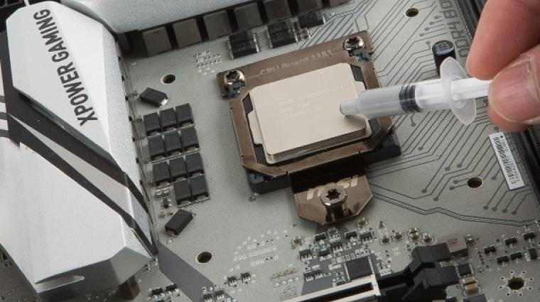 Így védi meg a Skylake CPU-d az MSI kép