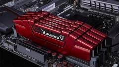 Még gyorsabb DDR4-es memóriák a G.Skilltől kép