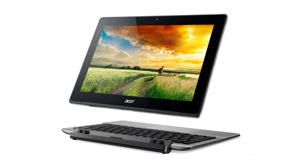 Teszt: Acer Aspire Switch 11 V - Nehézfejű hibrid kép