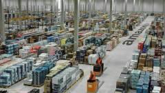 Karácsonyi sztrájkot tartanak az Amazon német dolgozói kép